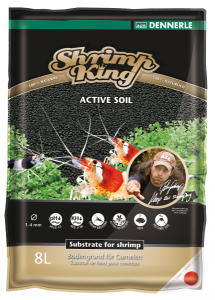 Dennerle Shrimp King Active Soil